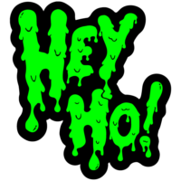 Hey Ho! SkateShop Logo